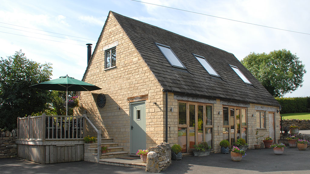 Sheepscombe Byre Holiday Cottage: Access